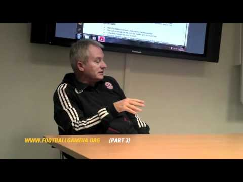 Footballgambia.org Interview with UEFA A Licence Coach Scouse Jan'11 Part 3