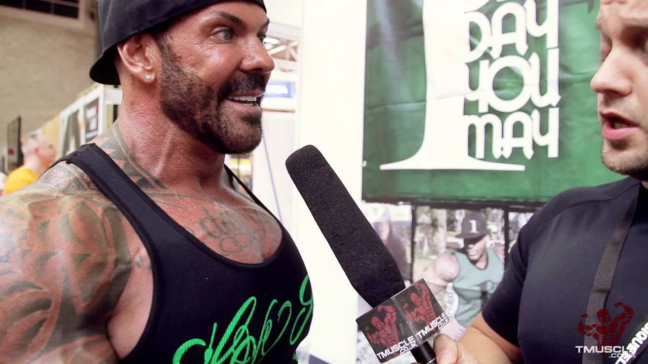 Rich Piana Interview Bodypower 2014 - YouTube