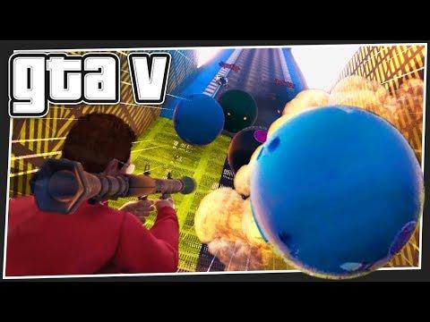 CAR BOWLING | GTA 5 Online