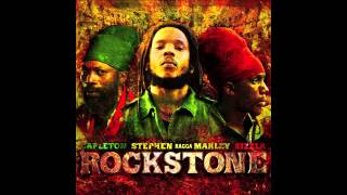 Rock Stone Stephen RAGGA Marley ft Capleton Sizzla Official Audio