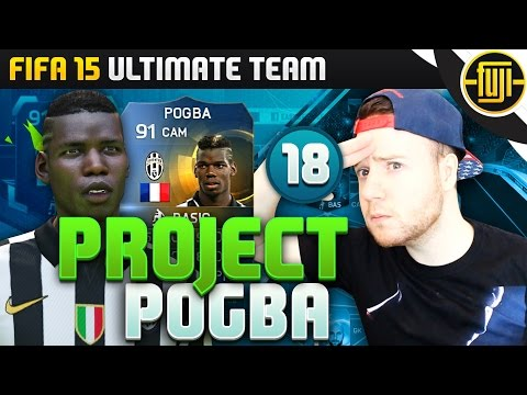 PROJECT POGBA! #18 - ROAD TO GLORY - FIFA 15 Ultimate Team