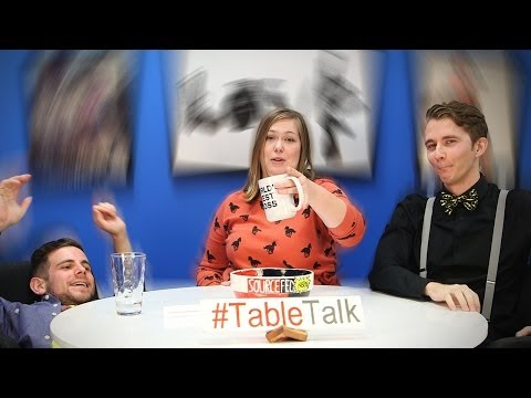 Real Sex With Moist Ghosts On #tabletalk video
