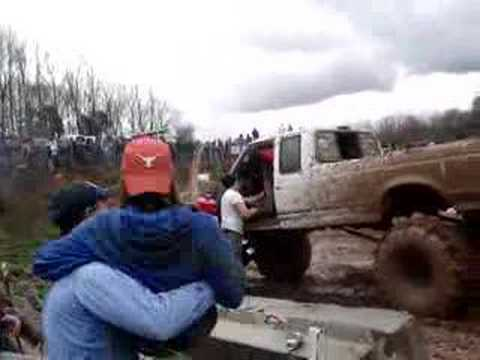 How many girls can you take muddin @ one time? Video