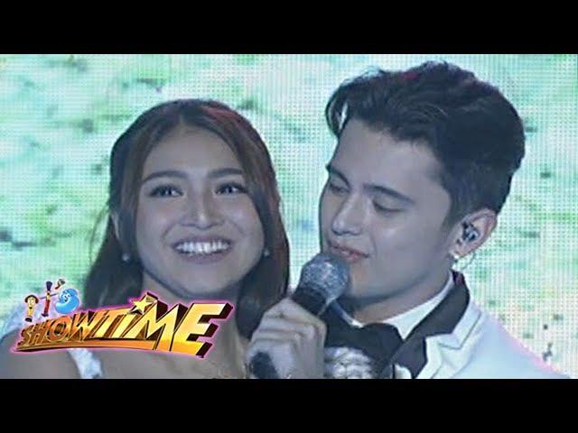 It's Showtime: JaDine's romantic performance