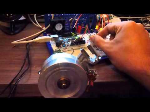 Arduino Motor Brushless Esc Youtube