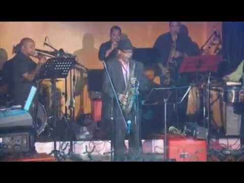 South Florida Dominican Jazz Fest 2014 Part 1 - Homenaje a Guarionex Aquino