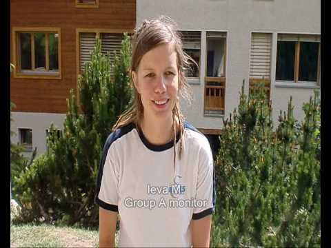 Kids' video - Staff interviews - Les Elfes Summer Camp 2010 Verbier