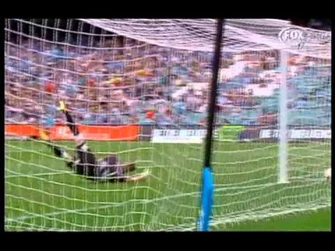 Alessandro Del Piero Goal Sydney FC VS Melbourne Heart