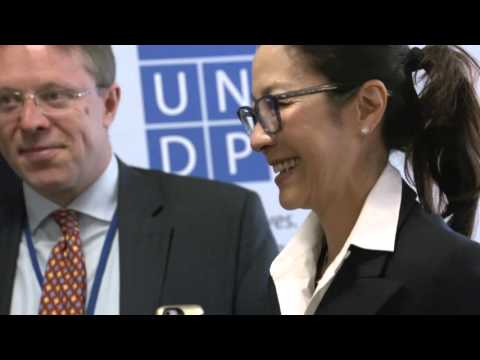 Michelle Yeoh is UNDP's latest Goodwill Ambassador