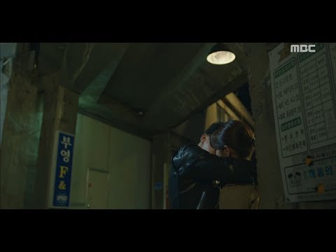 [Two Cops]투깝스ep.03,04Jung-suk♥Hye-ri, a courageous camouflage kissing her lover20171128