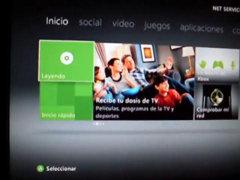 XBOX 360 BIEN FLASHEADA Y ACTUALIZADA DICIEMBRE 2011