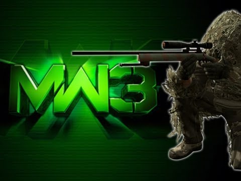 MW3 Info: Dedicated Sniper Lobbies?, Quickscoping, Melee Nerf, & more!