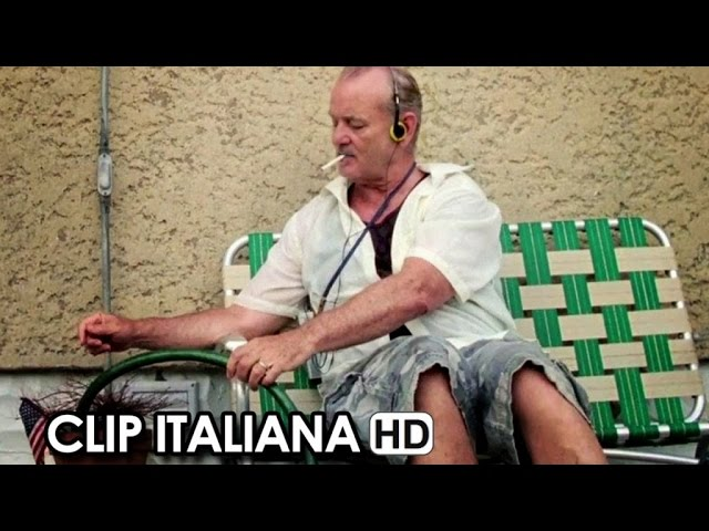 St.Vincent Clip 'Bill Murray canta Shelter from the Storm di Bob Dylan' (2014) - Bill Murray