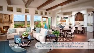 Standard Pacific Homes - Saratoga Model