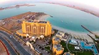Emirates, hotel from United Arab emirates Flight of the Drone