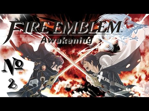 Let's Play Fire Emblem: Awakening | Part 2 - The Shepherd Among Us