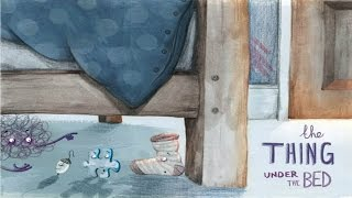 The Thing Under The Bed - Nick Jr.