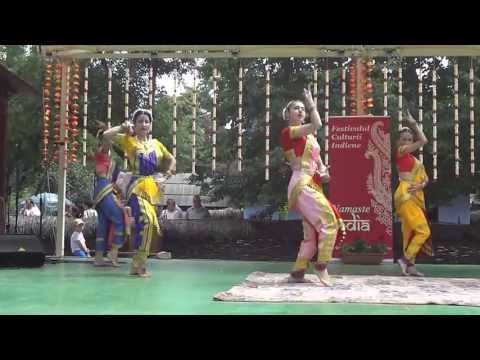 Shakti Indian Dance Group - Apsara Aali video