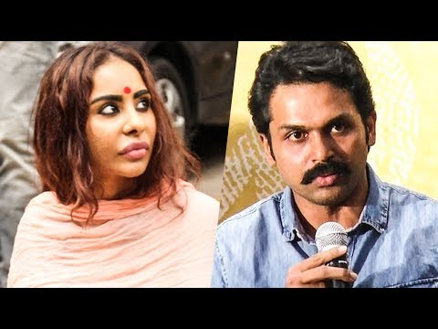 Sri Reddy Controversy: Karthi Opens Up