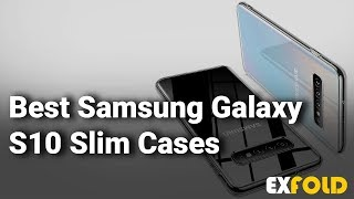 12 Best Samsung Galaxy S10 Slim Cases with Review & Details