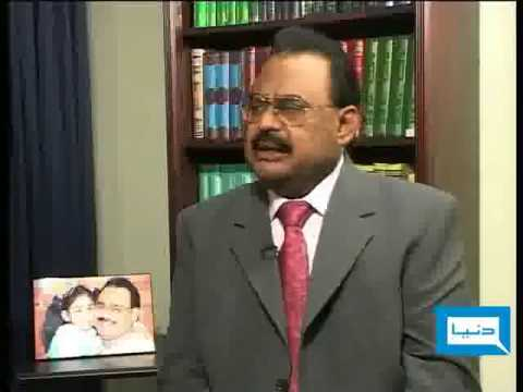 MQM Altaf Hussain Interview at Dunya TV Part 1