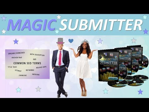Magic Submitter Review - Ranking On Google!