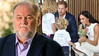 Thomas Markle may never meet Meghan's baby who will bring his daughter & Doria closer than ever
