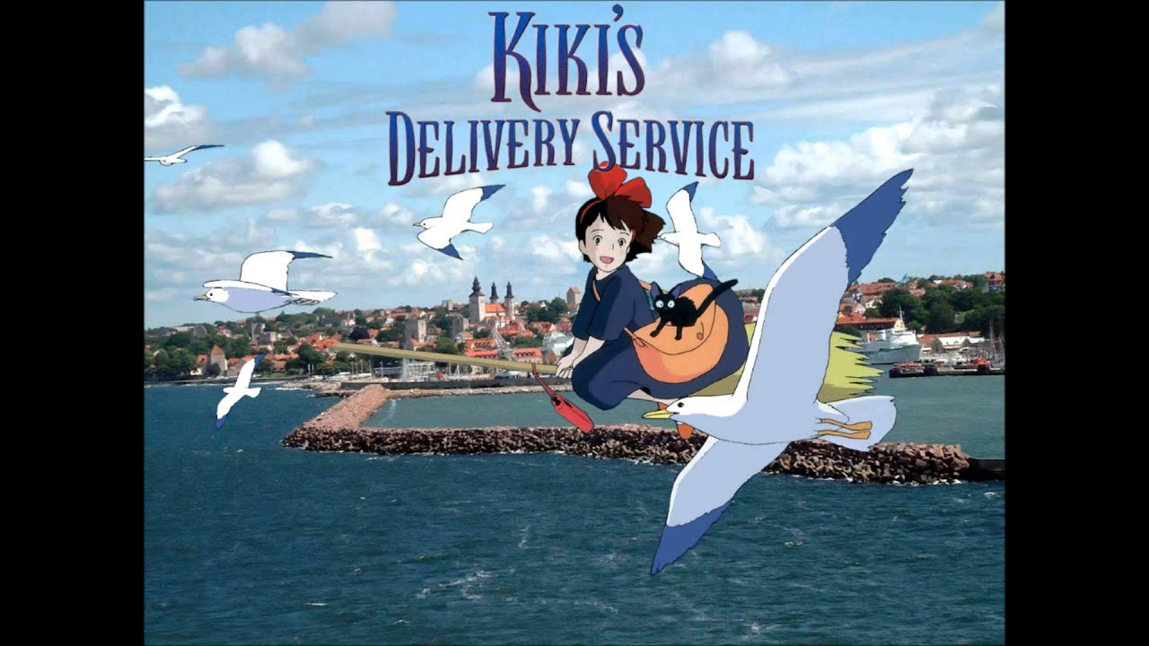 Kikis Delivery Service Soundtrack From Kiki Delivery Service