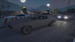 Grand Theft Auto 5 Drag Racing