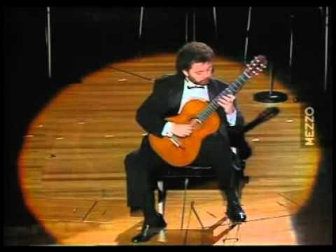 A concert with Manuel Barrueco
