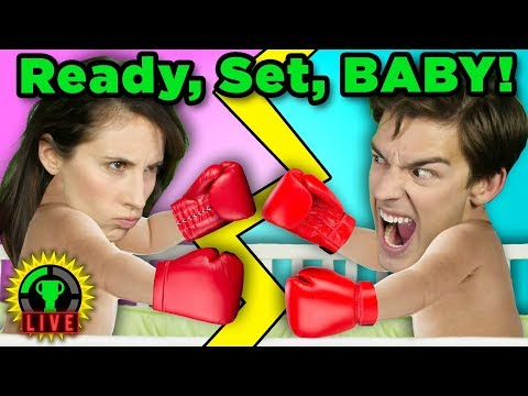 HOW TO BABY! | Ultimate Baby Shower Challenge