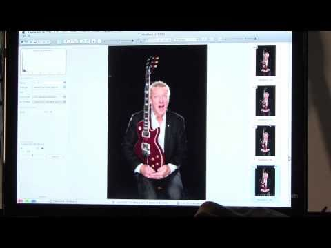Alex Lifeson Interview: Gibson Custom Signature Les Paul Axcess Guitar