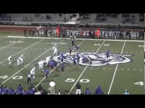 Robert Johnson Recruiting Video Hueytown High School
