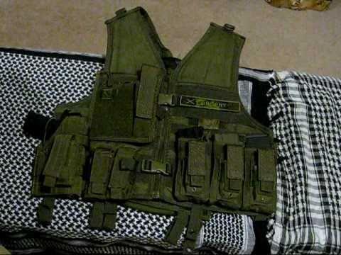 Condor Modular Vest review
