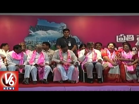 CM KCR To Hold TRS Parliamentary & TRSLP Meetings On Aug 17th | Hyderabad | V6 News