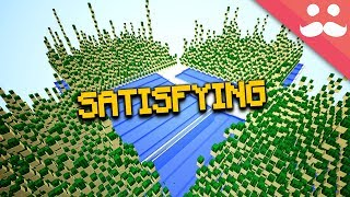 15 MOST SATISFYING Redstone Contraptions in Minecraft!