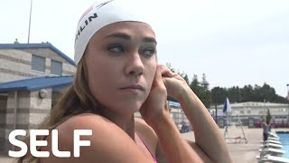 Olympic Swimmer Natalie Coughlin Shows Us Her Routine | SELF
