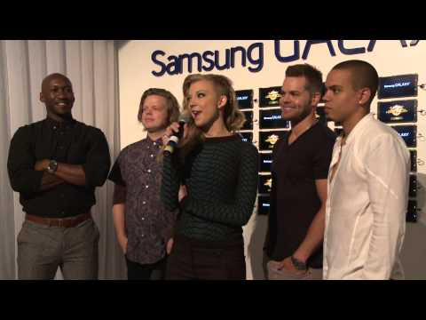 Mockingjay Part 1 @ SDCC 2014 - Samsung Experience B-Roll [HD]