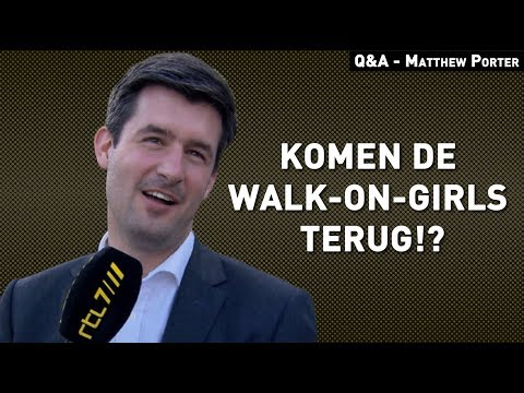Q&A met PDC-baas: Komen de walk-on-girls terug!?  | DARTS INSIDE