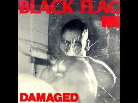 Black Flag - Spray Paint