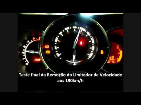 PKE - Citroën DS3 1.6HDI - Remoção Limitador Velocidade