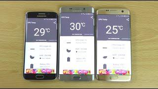 Samsung Galaxy S7 Edge VS S6 Edge Plus VS S6 Edge - Battery Test!