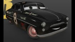 Legends and More-Disney Cars Diecasts That Should be Made!