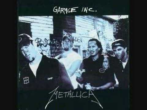 Metallica - Too Late Too Late