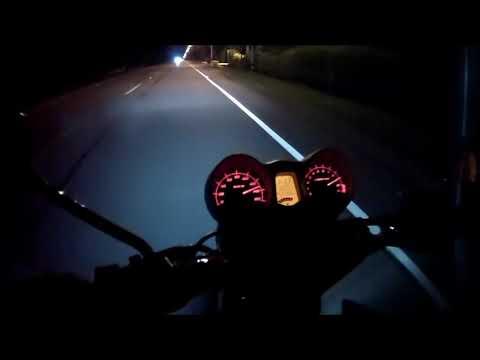 Honda Twister 250 0 - 100 velocidad maxima