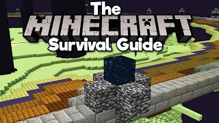 How To Break Bedrock In 1.14! ▫ The Minecraft Survival Guide (Tutorial Lets Play) [Part 186]