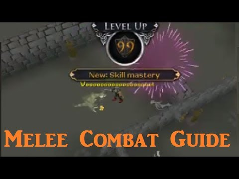 1-99 Melee Combat Guide Runescape 2014 - Fast and Easy Methods [P2P only] EOC