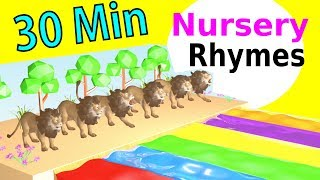 30 minutes Compilation | Fun Top Kids Songs and Nursery Rhymes