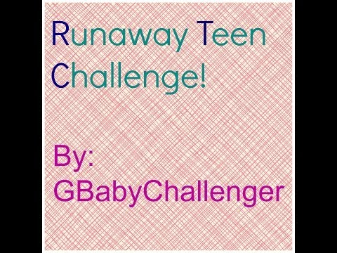 Lets Play The Sims 3 Runaway Teen Challenge Part 12: 3b Ebony Way video