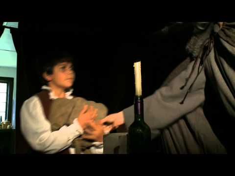 Trailer de The Hobbit, una versión escolar de esta película actuada por niños